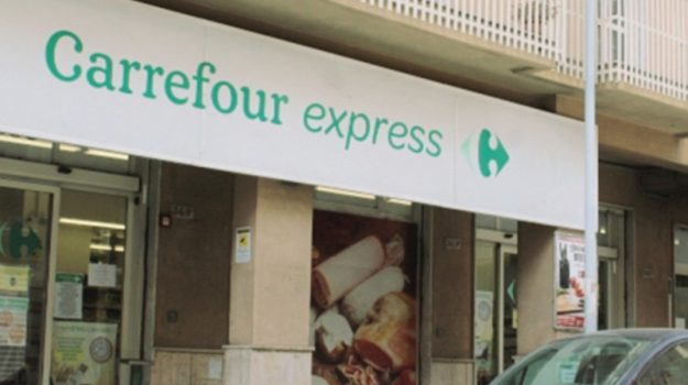 rapina supermercato canicattì, Agrigento, Cronaca