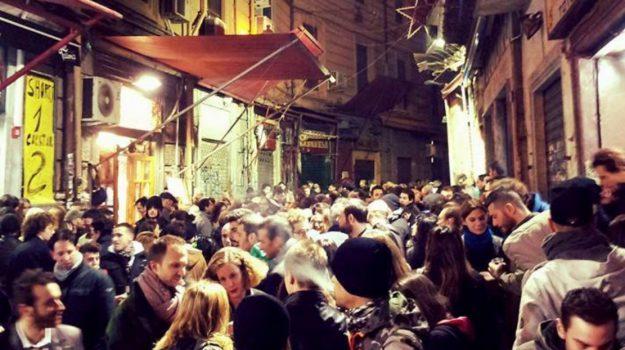 Taverna Azzurra Palermo, Taverna Azzurra Vuccira, Palermo, Cronaca