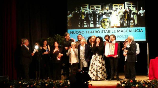 maschera d'oro, nuovo teatro stabile mascalucia di catania, Catania, Cultura