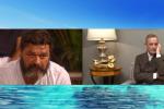 Craig Warwick accusa in diretta all'Isola dei Famosi l'ex pugile Franco Terlizzi di omofobia
