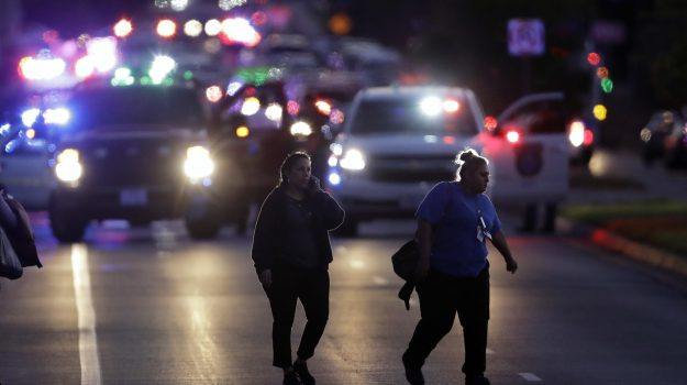 attentati texas, Sicilia, Mondo