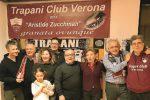 Intitolato ad Aristide Zucchinali il Trapani club di Verona