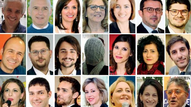 eletti in sicilia, elezioni politiche 2018, Sicilia, Politica