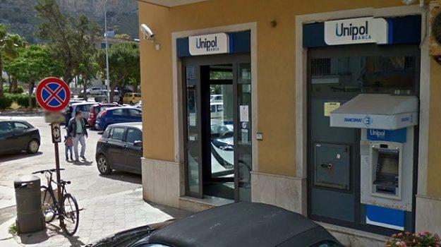 rapina banca, Palermo, Cronaca