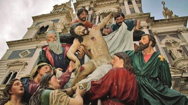 via crucis caltanissetta, Caltanissetta, Cultura