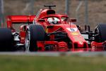Test a Barcellona, vola Hamilton con la Mercedes: terza la Ferrari di Vettel