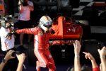 Gp Australia, le più belle immagini del trionfo di Vettel a Melbourne