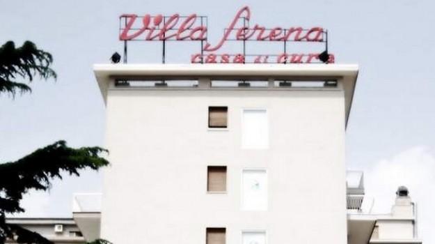 licenziamenti villa serena, Palermo, Economia