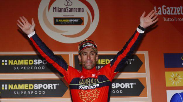 """Ciclismo, il capolavoro di Nibali alla Milano-Sanremo: lo """"Squalo"""" fa grande l'Italia"""