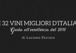 Vini, ecco la classifica dei 32 migliori d'Italia