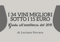 Vini, i 34 migliori d'Italia sotto i 15 euro