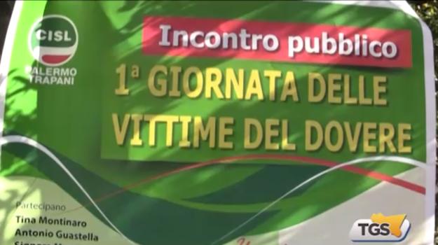 A Palermo un ulivo per ricordare le vittime del dovere