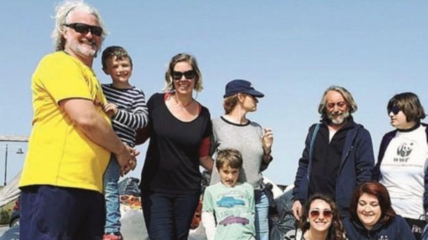 clean up day licata, porto turistico licata, Agrigento, Cronaca