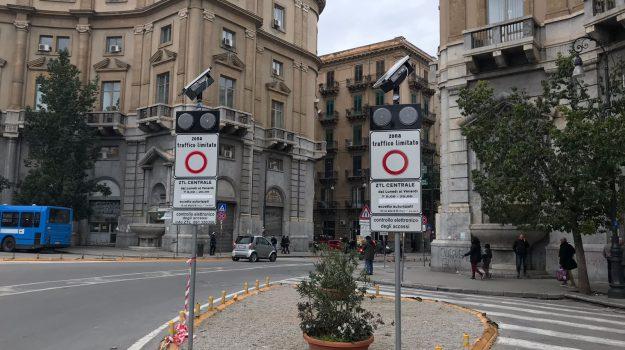aree pedonali, comune, sferracavallo, telecamere, varchi, ztl a Palermo, Palermo, Cronaca