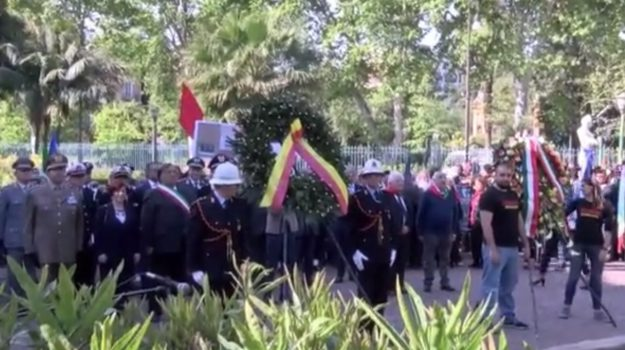 25 aprile, festa della liberazione, Palermo, Cultura