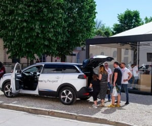 Suv Experience Peugeot, i test drive partiti da Firenze