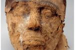 La testa appartiene al governatore egizio Djehutynakht vissuto 4.000 anni fa (fonte: Museum of Fine Arts, Boston, USA)