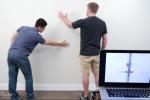 Muri interattivi: Tv e luci telecomandate con un gesto grazie a pareti hi-tech (fonte: Carnegie Mellon University)