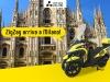 Zig Zag, dopo Roma lo scooter sharing sbarca a Milano