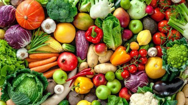 coldiretti, consumi di frutta e verdura, Sicilia, Economia