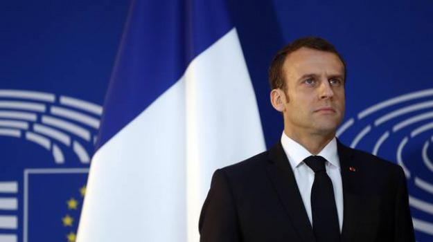 migranti, Emmanuel Macron, Sicilia, Mondo