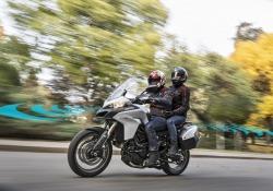 Dal 2020 radar anteriore e posteriore sulle Ducati