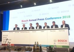 Ottimismo alla Bosch dopo risultati positivi e arrivo di un diesel 'pulito'