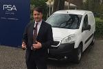 Munno è responsabile per PSA Italia della divisione veicoli elettrici e veicoli commerciali leggeri.