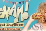 Dal 21 a Taranto il festival europeo del cibo di strada