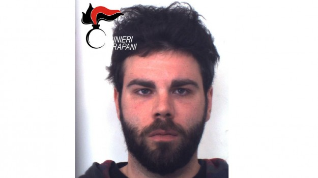 arresto marijuana erice, Trapani, Cronaca