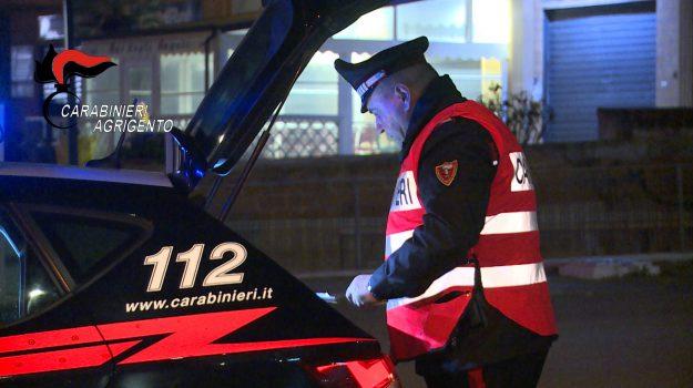 arresti canicattì, furto energia elettrica, furto in abitazione, Agrigento, Cronaca