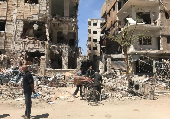 Siria: la tv di Stato annuncia nuovo attacco ma Pentagono smentisce