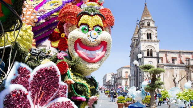 festa dei fiori acireale, Catania, Cultura