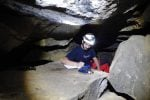 Rilievo nella Grotta Immacolatella