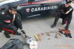 Tentato furto in villa a Petralia, arrestati due catanesi - Nomi e foto