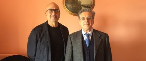 Giuseppe Valenti e Antonio Perino