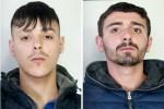 Rubano un motorino a Catania, arrestati due giovani