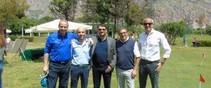 Sergio Magazzù, Gaetano Madonna, Luciano Basile, Giovanni Agate, Salvatore D'Armata