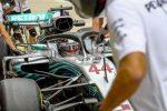 Gp di Shangai: Hamilton primo nelle seconde libere, Vettel quarto