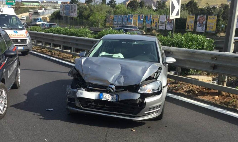 Palermo, incidente allo svincolo di Tommaso Natale: code per un'ora in autostrada