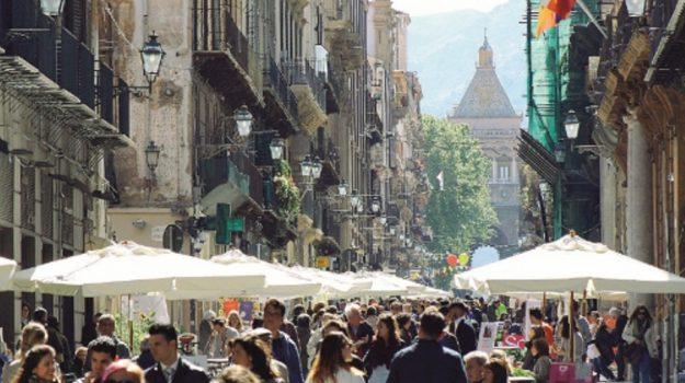 La Via dei Librai, Palermo, Cultura