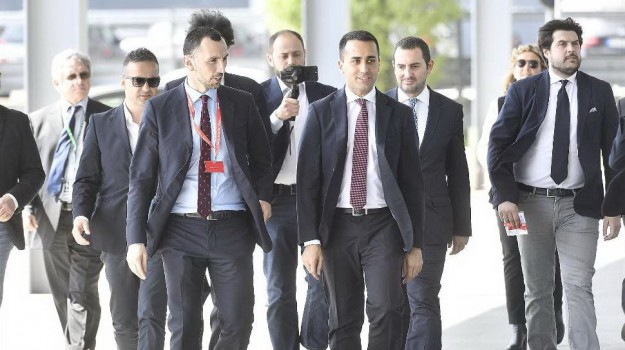 nuovo governo, Luigi Di Maio, Matteo Salvini, Maurizio Martina, Silvio Berlusconi, Sicilia, Politica