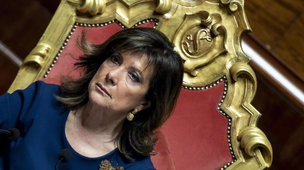 casellati a palermo, presidente del Senato, Elisabetta Casellati, Palermo, Politica