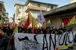 Muos, nuova protesta a Niscemi