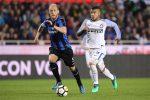 L'Inter frena a Bergamo, 0-0 con l'Atalanta: le immagini della partita