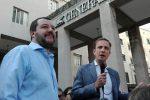 """Governo, Salvini a Di Maio: """"Mettiamoci al tavolo"""""""