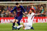 Champions League, La Roma si fa male da sola: il Barcellona vince 4-1