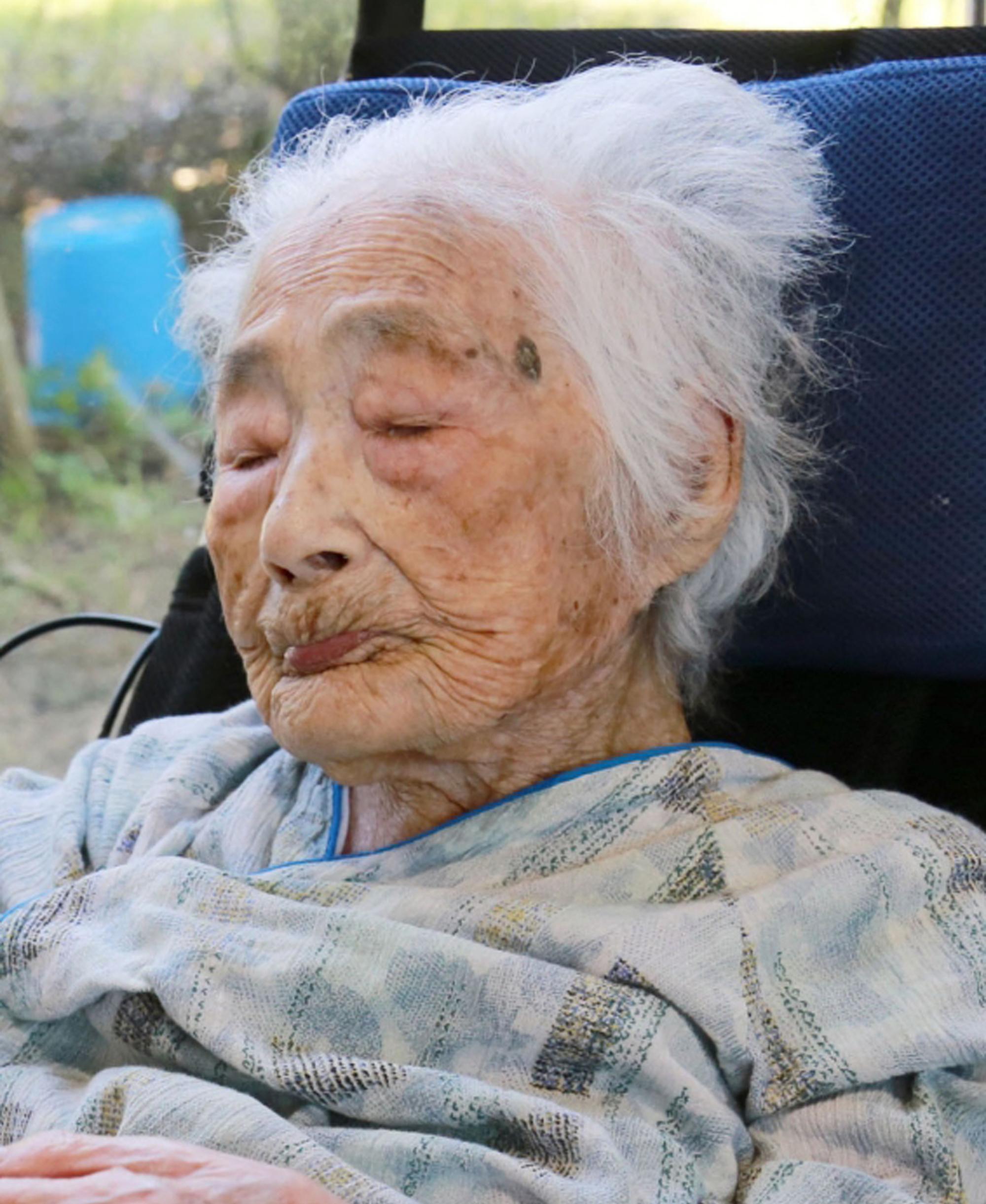 Muore Nabi Tajima, la Donna più anziana del Mondo. Aveva 117anni!