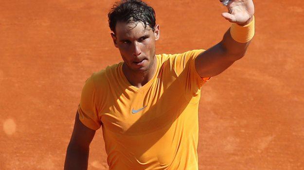 Atp Montecarlo, Tennis, Kei Nishikori, Rafael Nadal, Sicilia, Sport