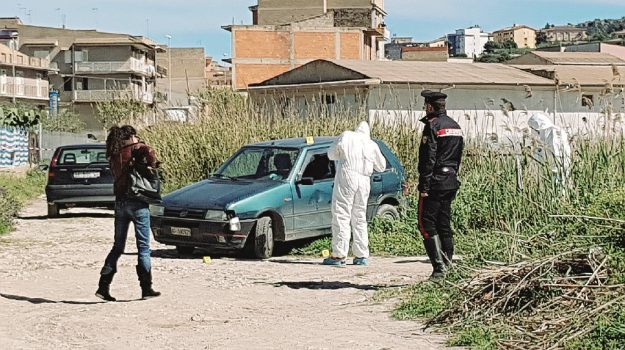 omicidio licata, Angelo Carità, Orazio Rosario Cavallaro, Agrigento, Cronaca